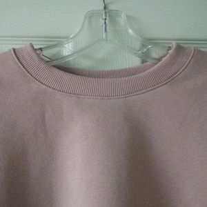 Mod Ref Tops - Mod Ref 'The Caitlin' Top in Blush Pink